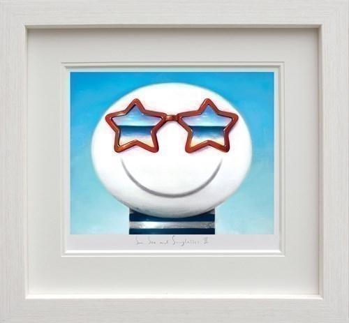 Image: ART00147385 (Sun Sea And Sunglasses II)
